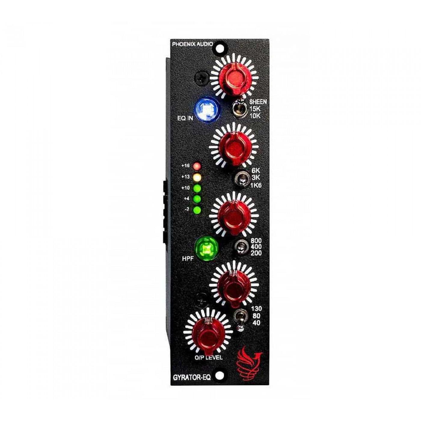 Phoenix Audio GYRATOR-EQ-500
