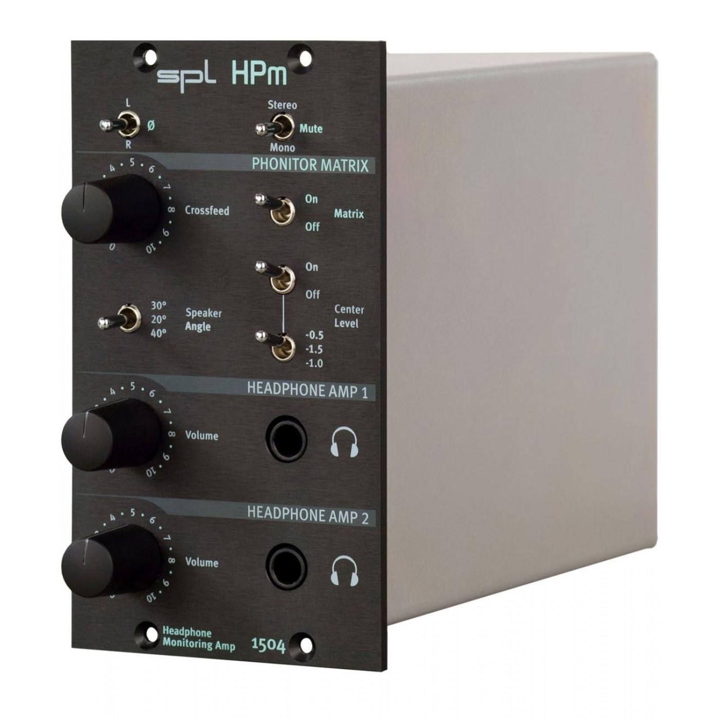 SPL HPm | Rage Audio