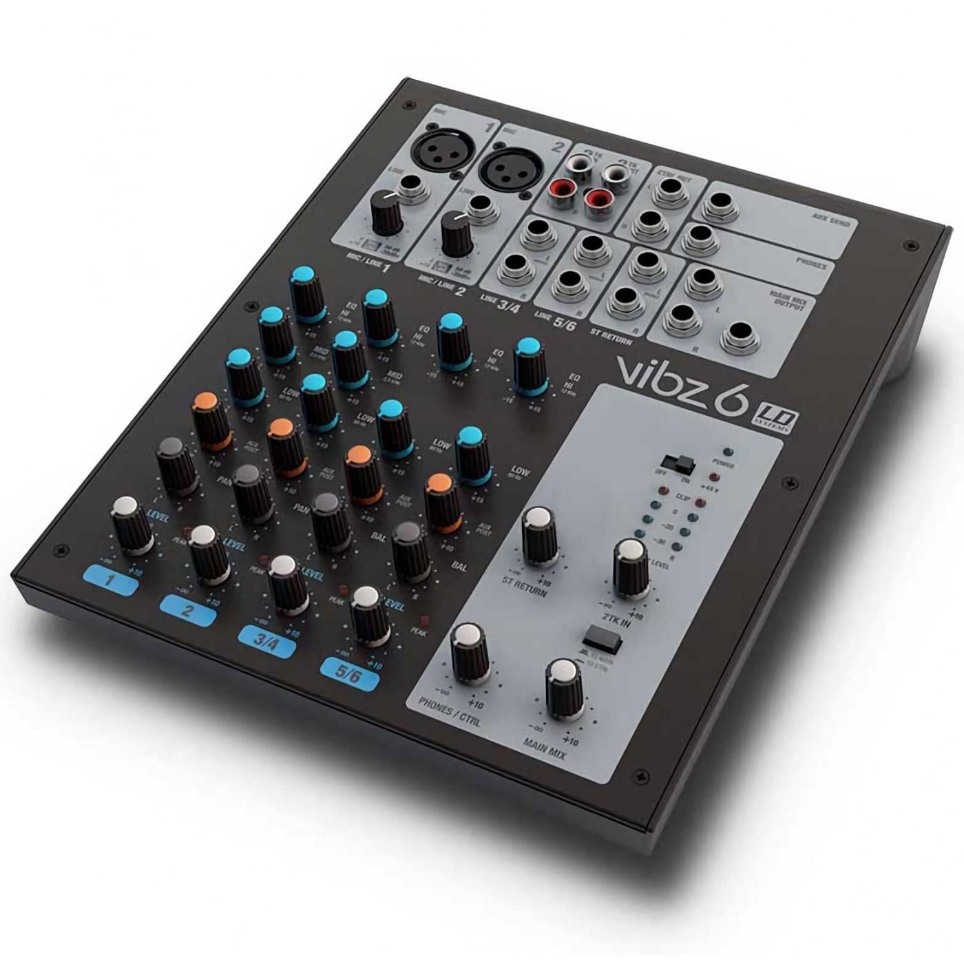 LD Systems VIBZ 6 | Rage Audio