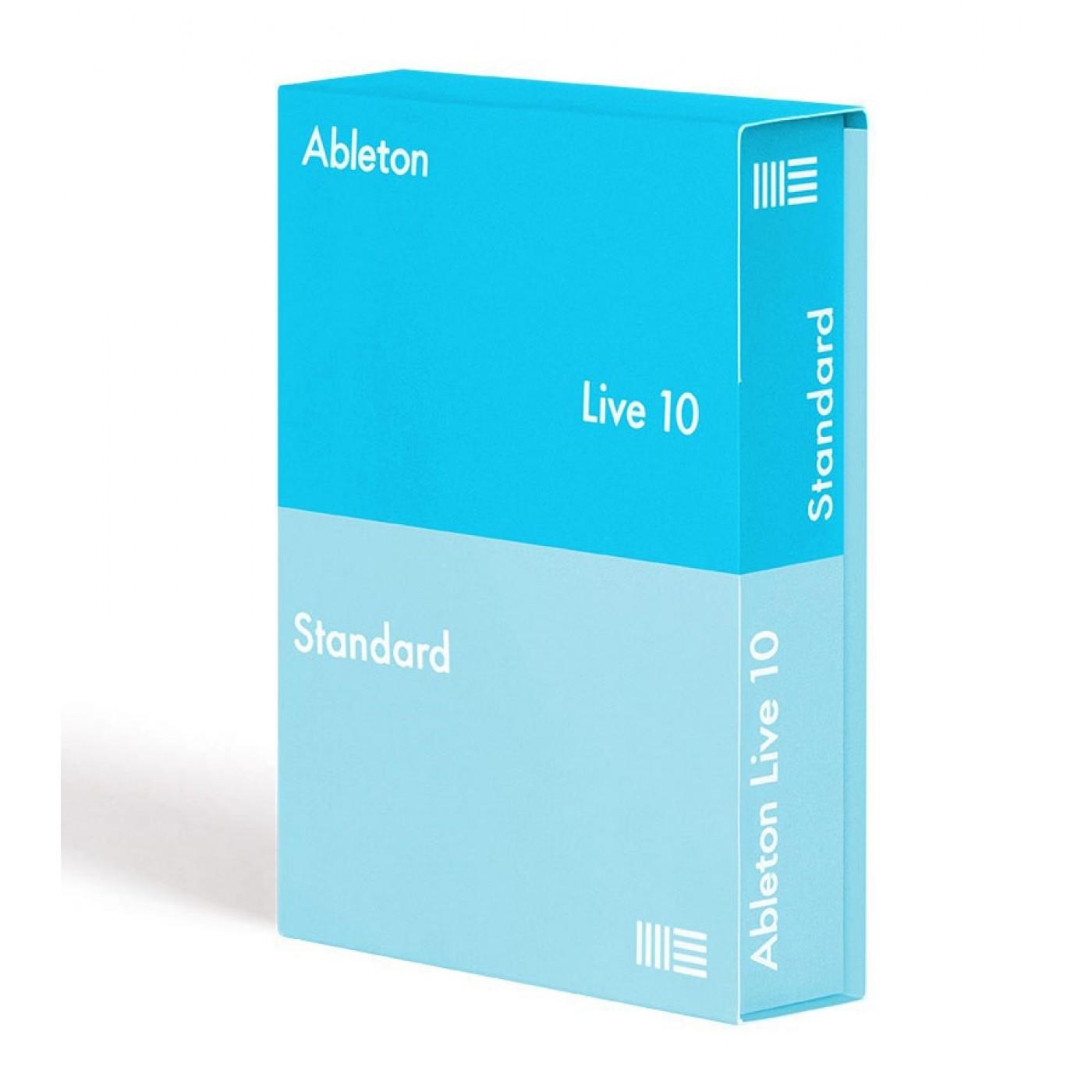 Ableton LIVE 10 Actualizacion desde Live Lite | Rage Audio