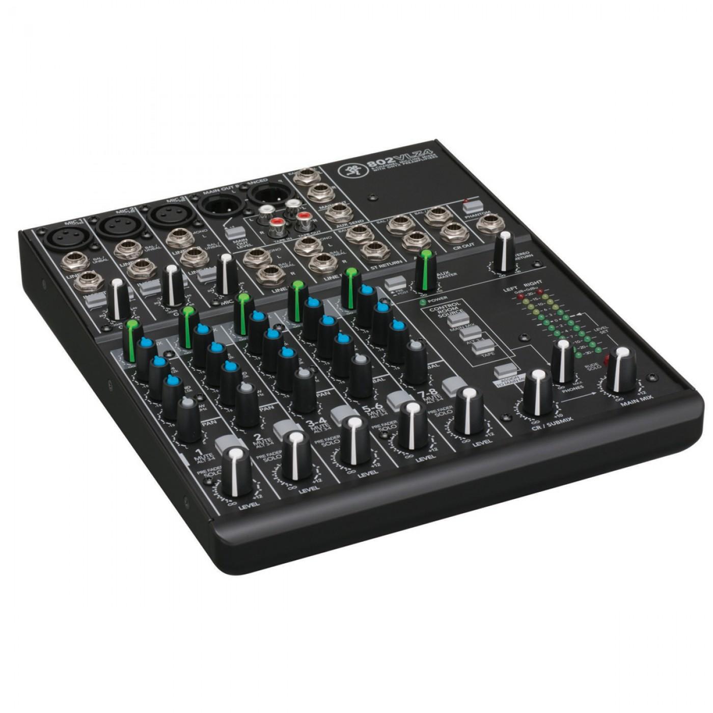 Mackie 802 VLZ4 | Rage Audio