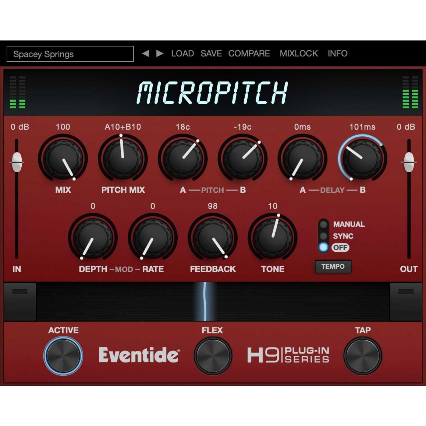Eventide MicroPitch   Rage Audio