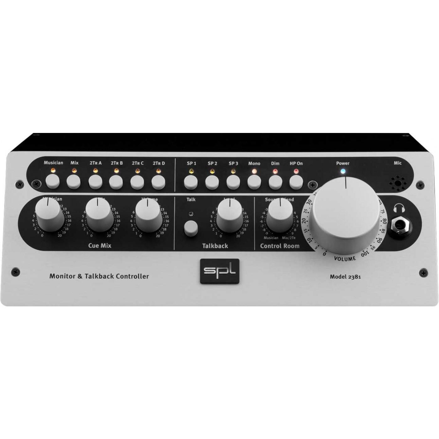 SPL MTC2381 | Rage Audio