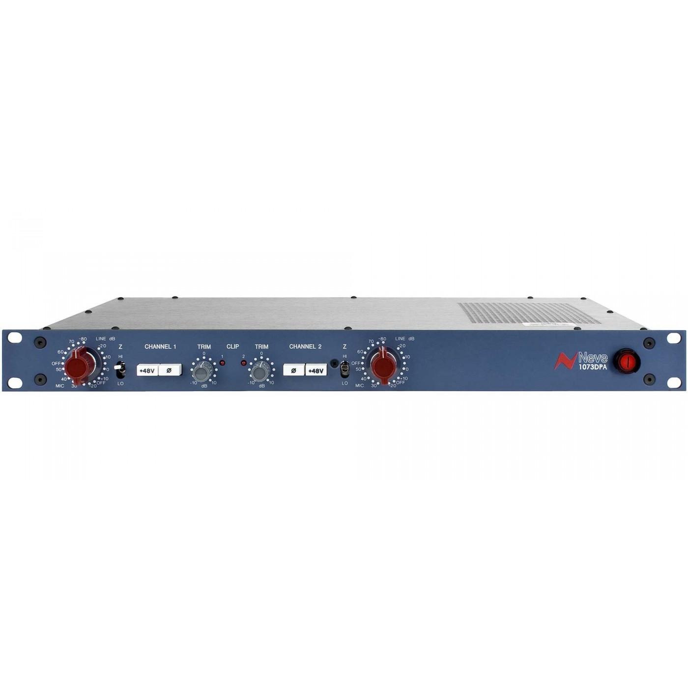 Neve 1073 DPA   Rage Audio