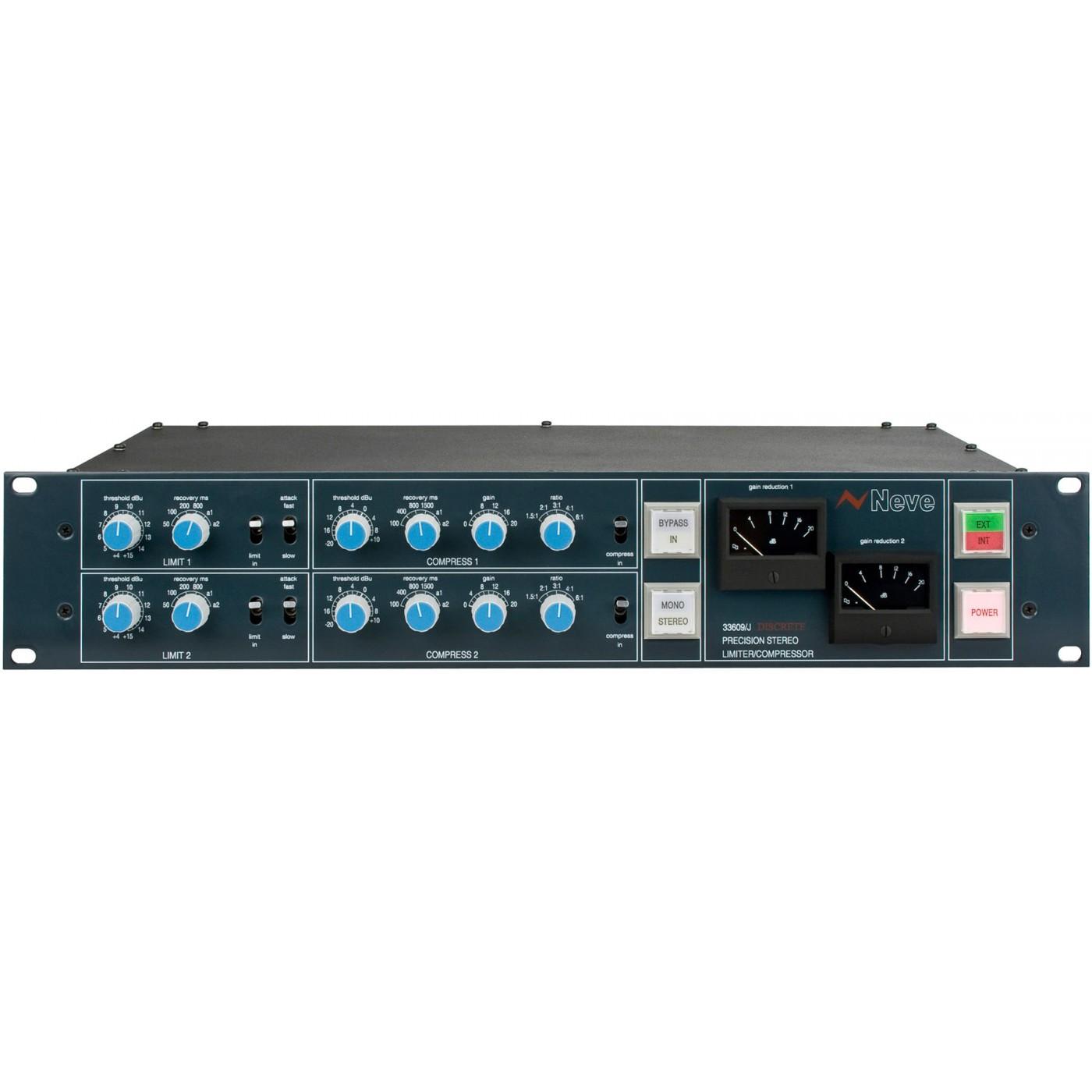 Neve 33609 Compressor/Limiter | Rage Audio