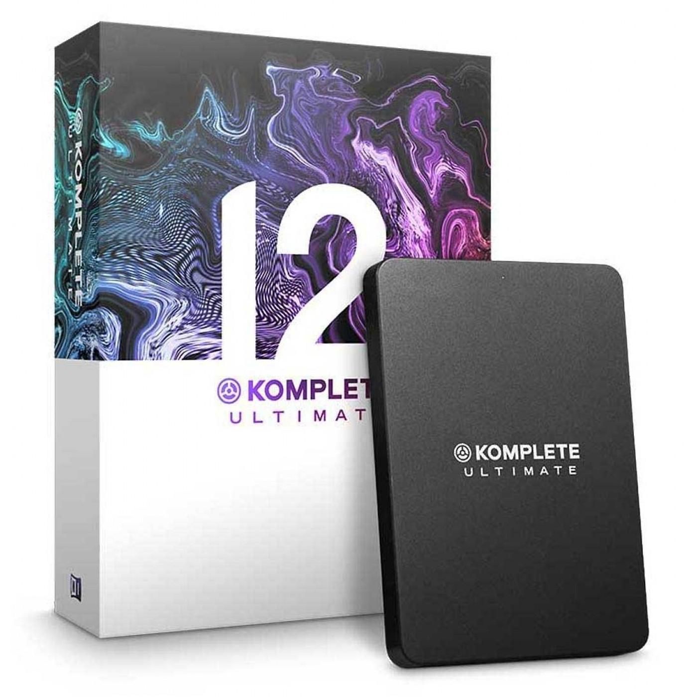 Native Instruments KOMPLETE 12 Ultimate Update | Rage Audio