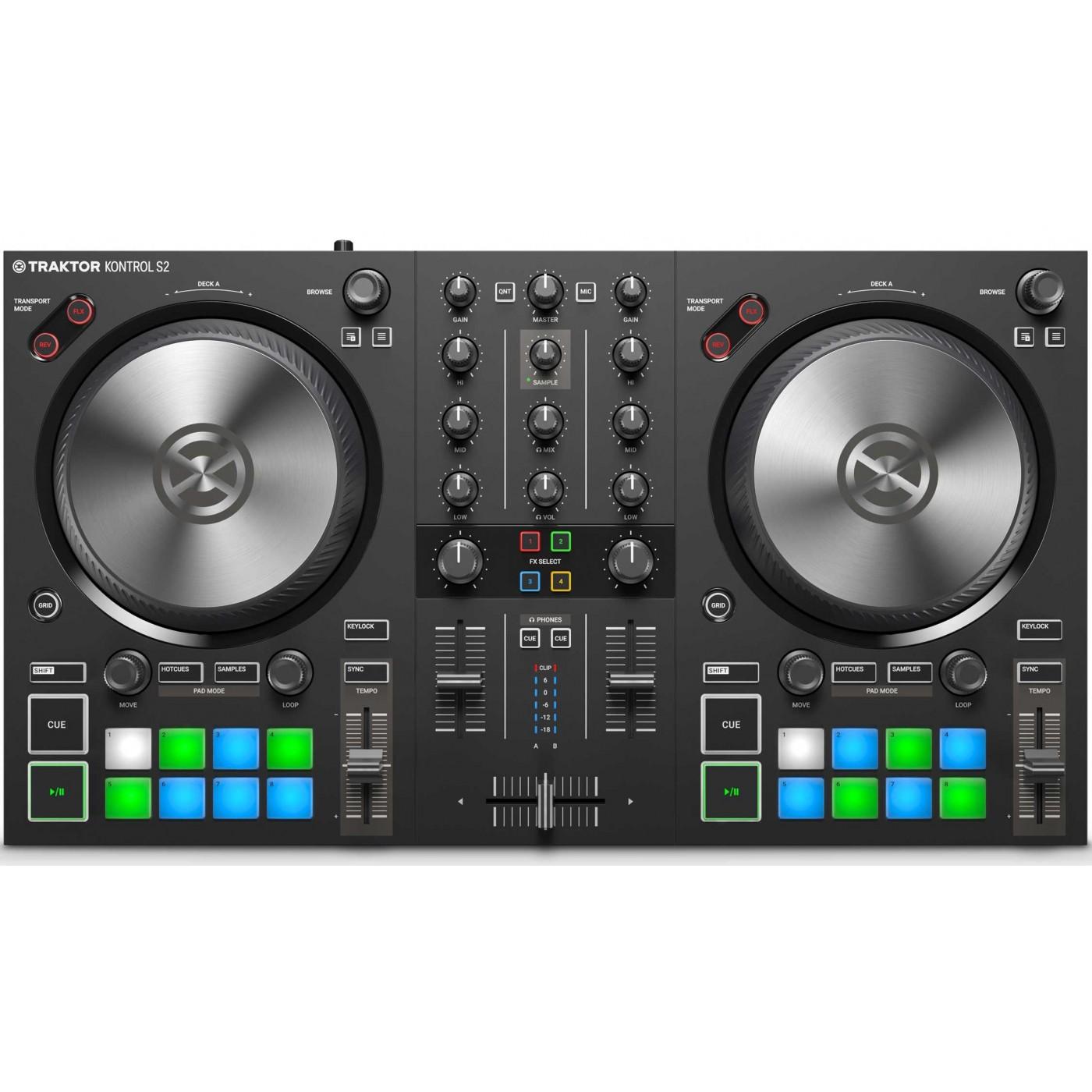 Native Instruments TRAKTOR KONTROL S2 MK3 | Rage Audio