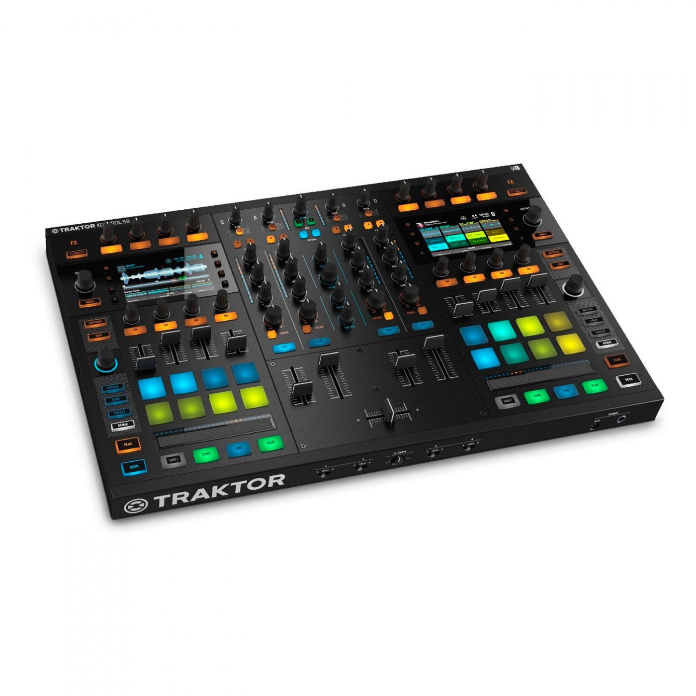 Native Instruments TRAKTOR KONTROL S8 | Rage Audio