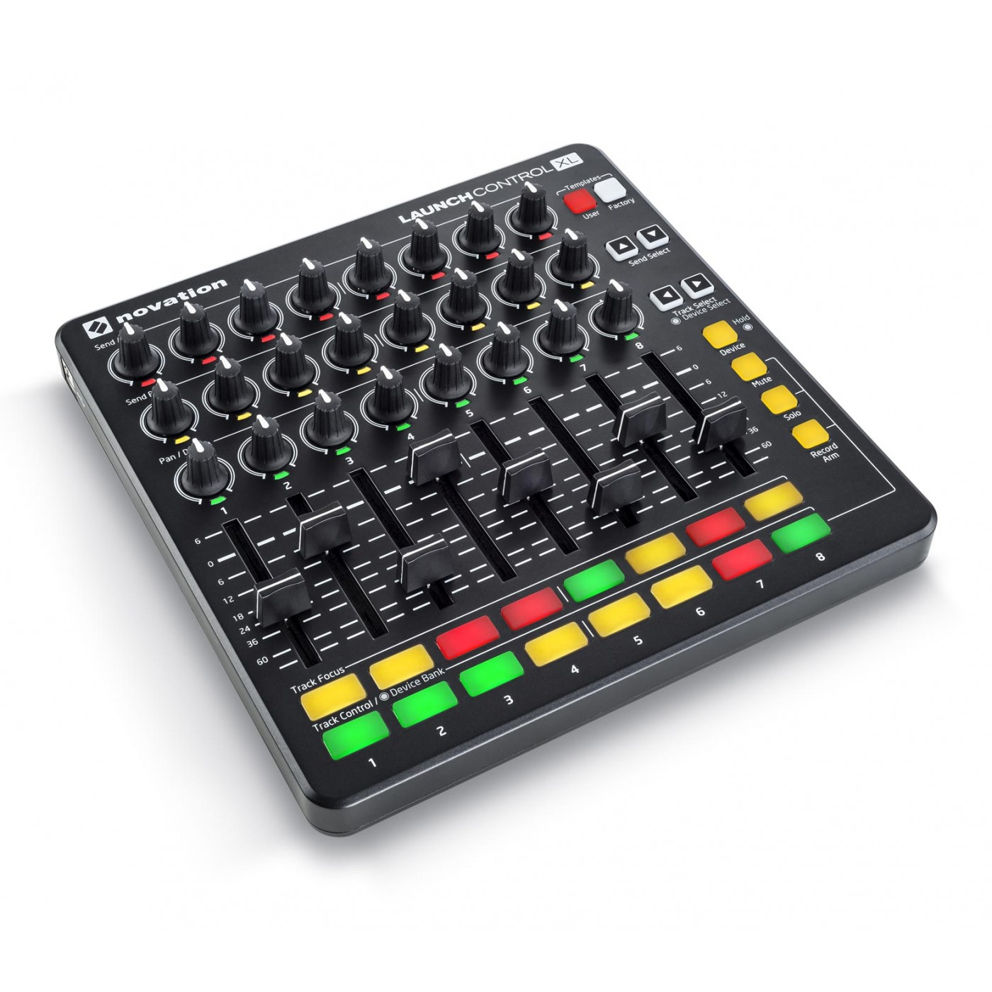 Novation LAUNCH CONTROL XL MKII | Rage Audio