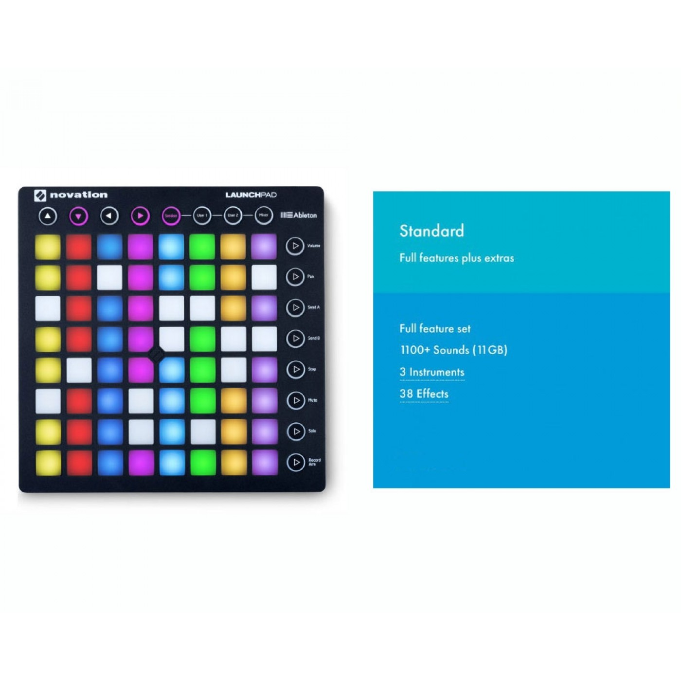 Ableton LIVE 10 + Novation Launchpad MKII | Rage Audio