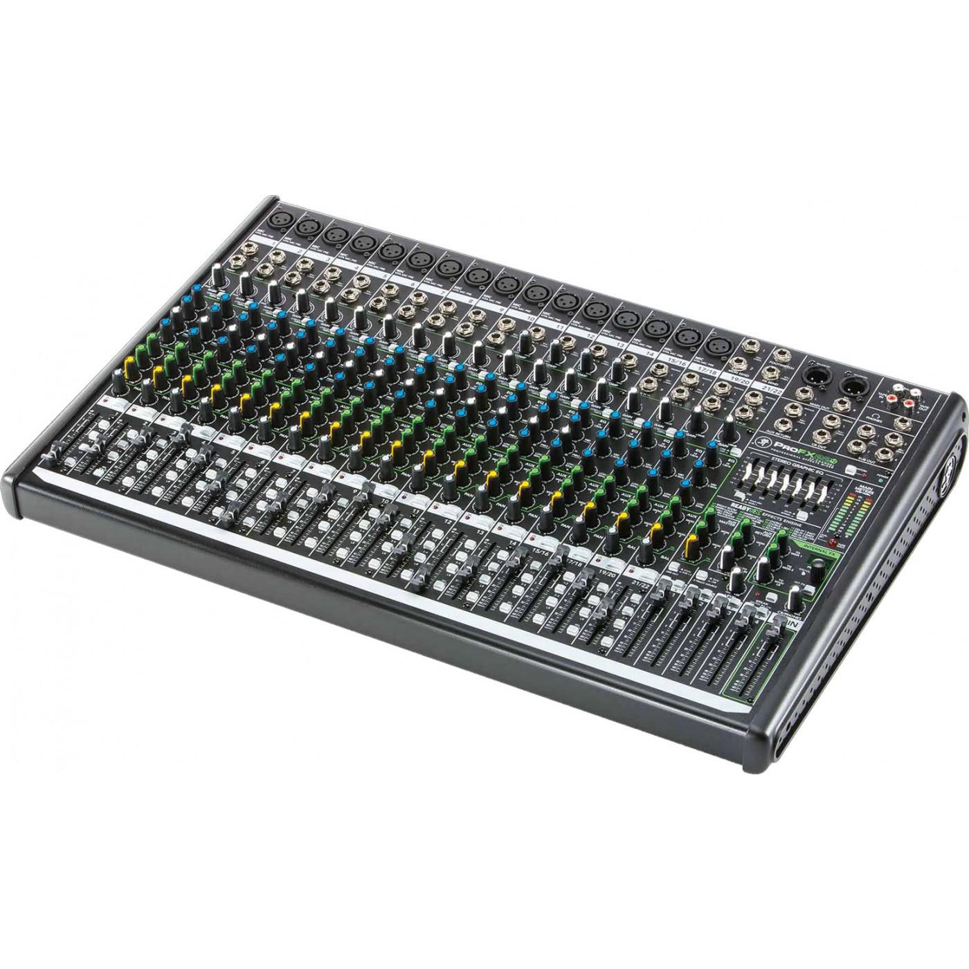 Mackie PROFX22v2 | Rage Audio
