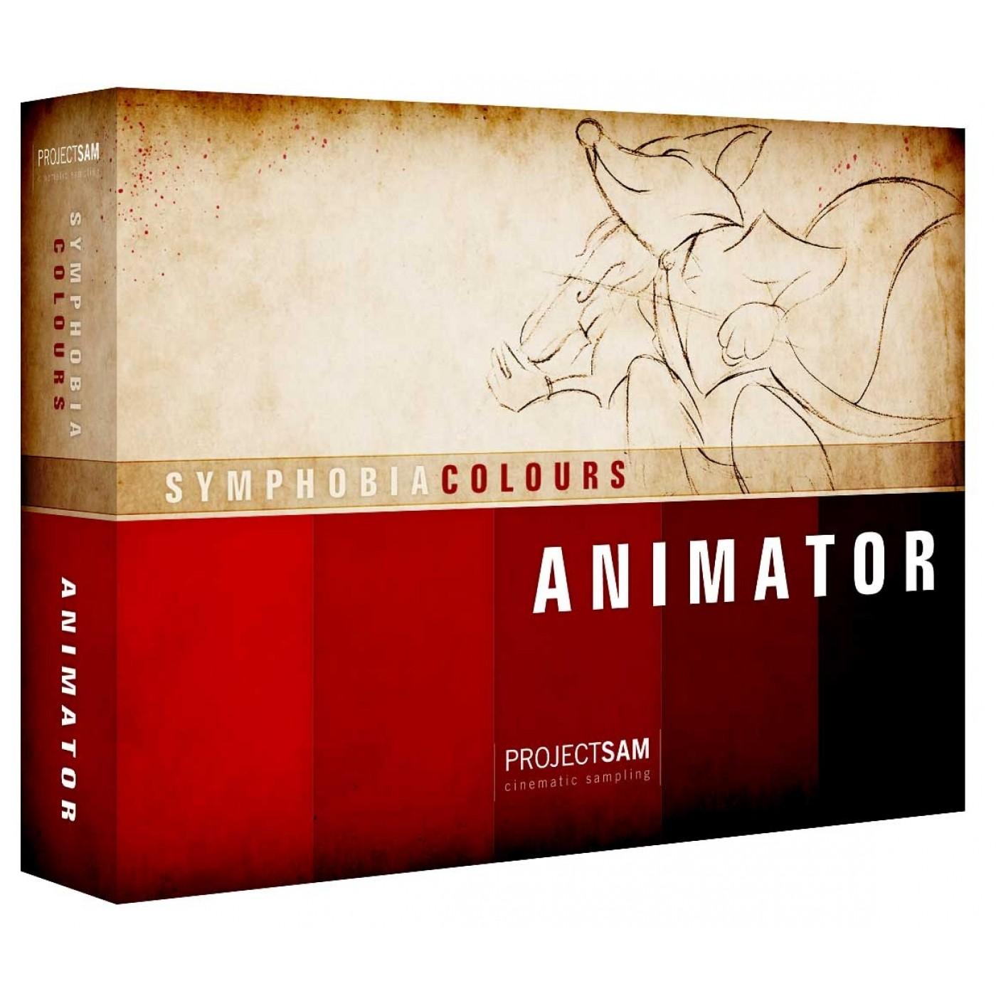 Project Sam ANIMATOR | Rage Audio
