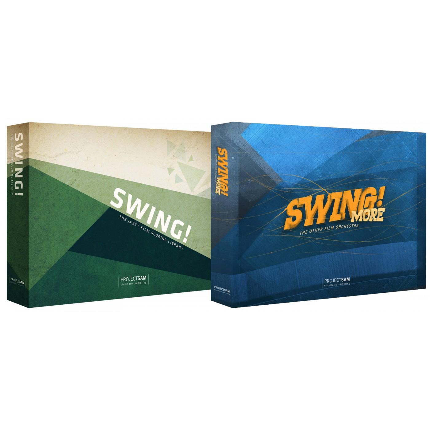 Project Sam SWING Bundle   Rage Audio