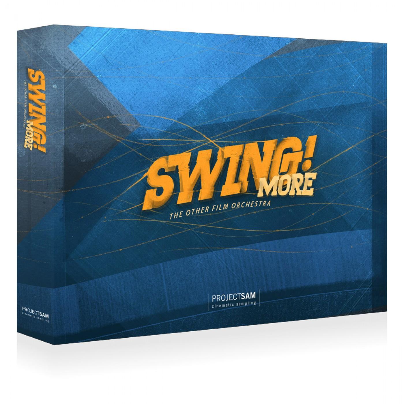 Project Sam SWING More!   Rage Audio