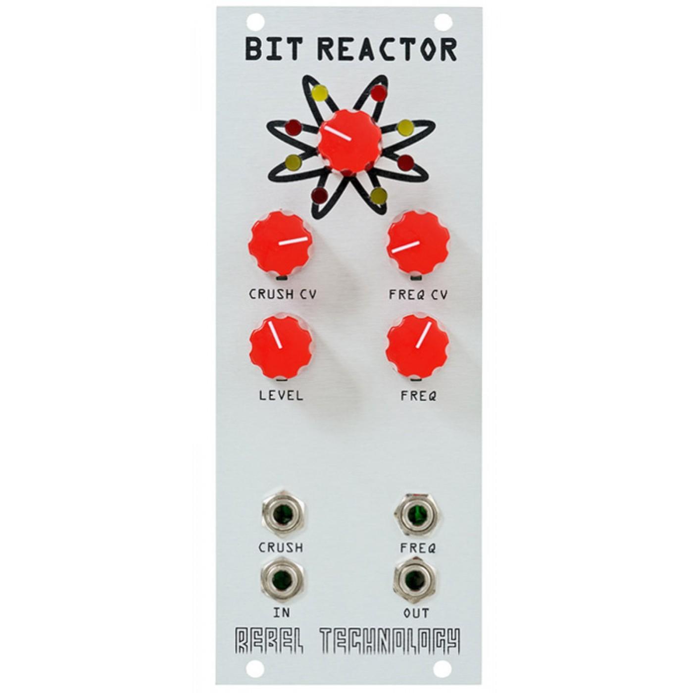 Rebel Technology BIT REACTOR   Rage Audio