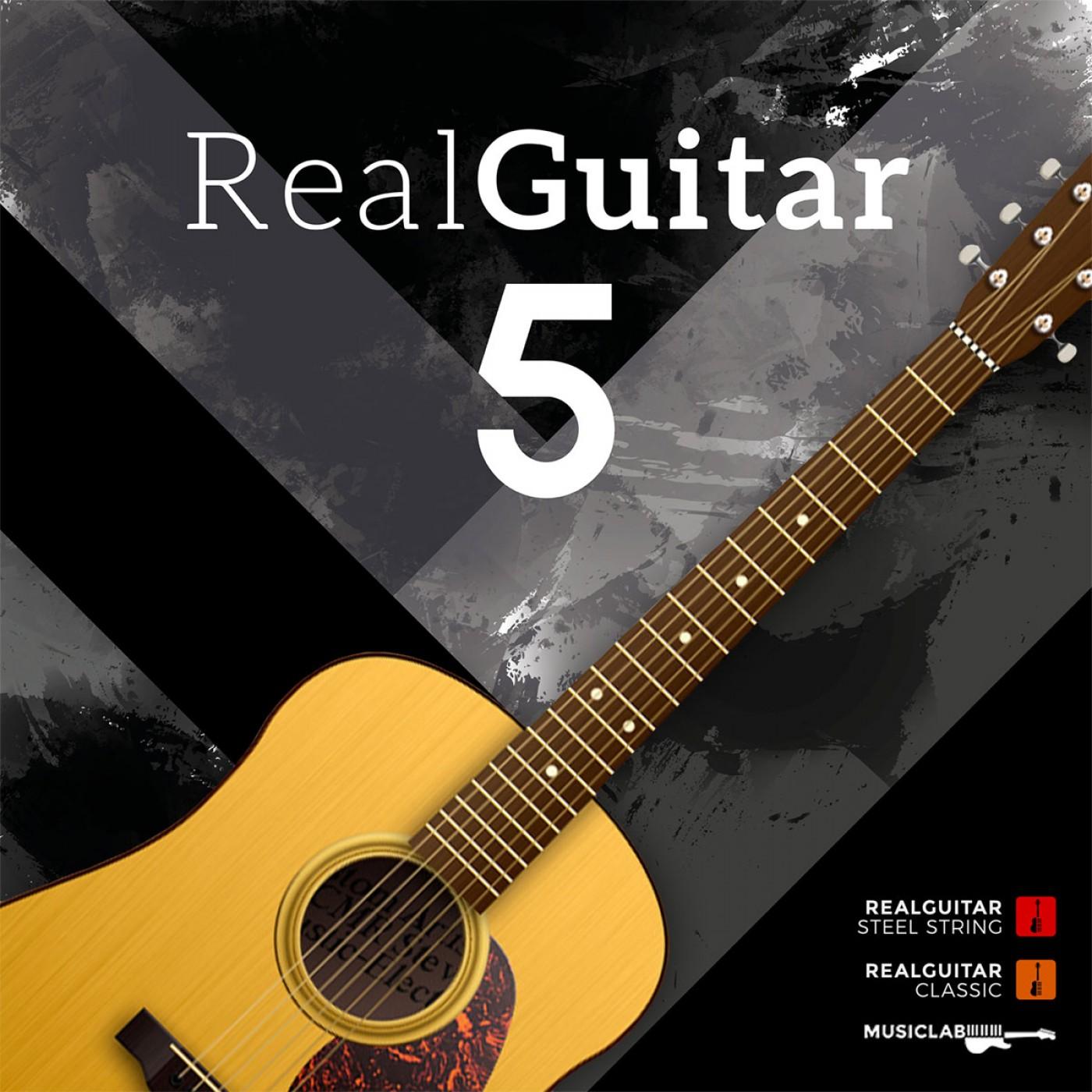 Musiclab REALGUITAR 5 | Rage Audio