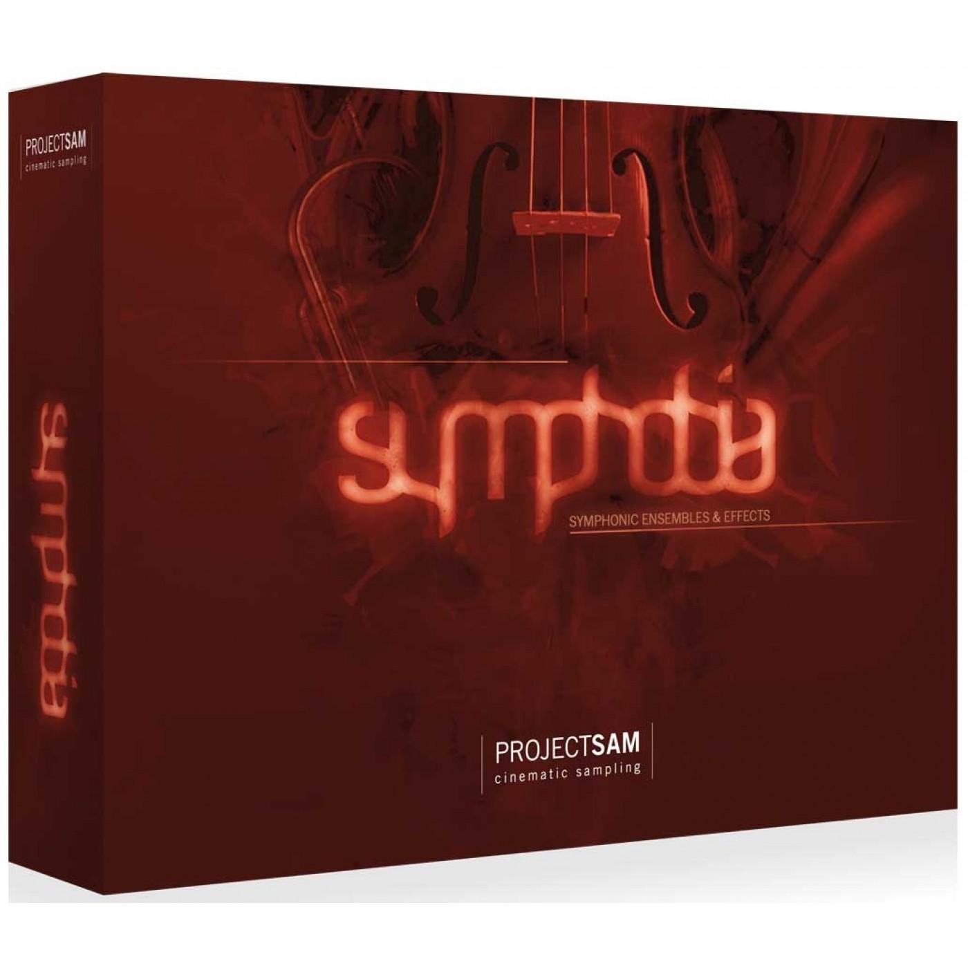 Project Sam SYMPHOBIA | Rage Audio