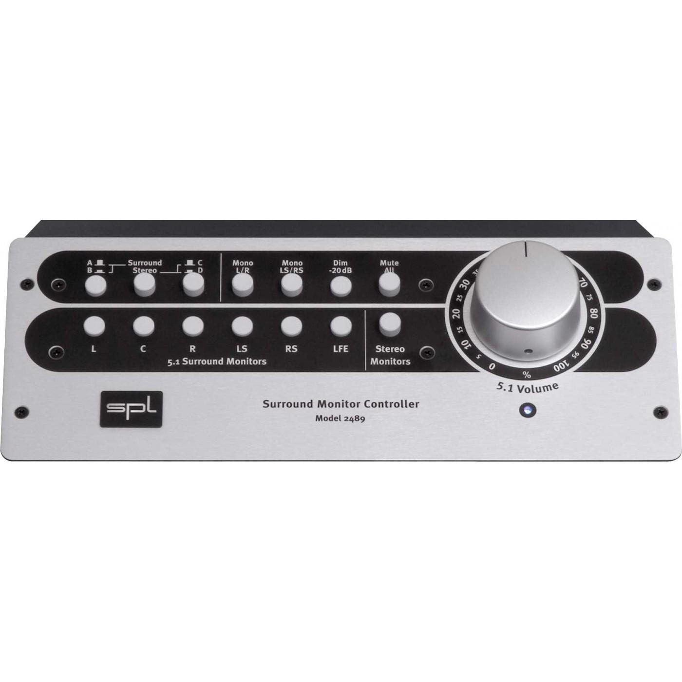 SPL SMC 2489 | Rage Audio