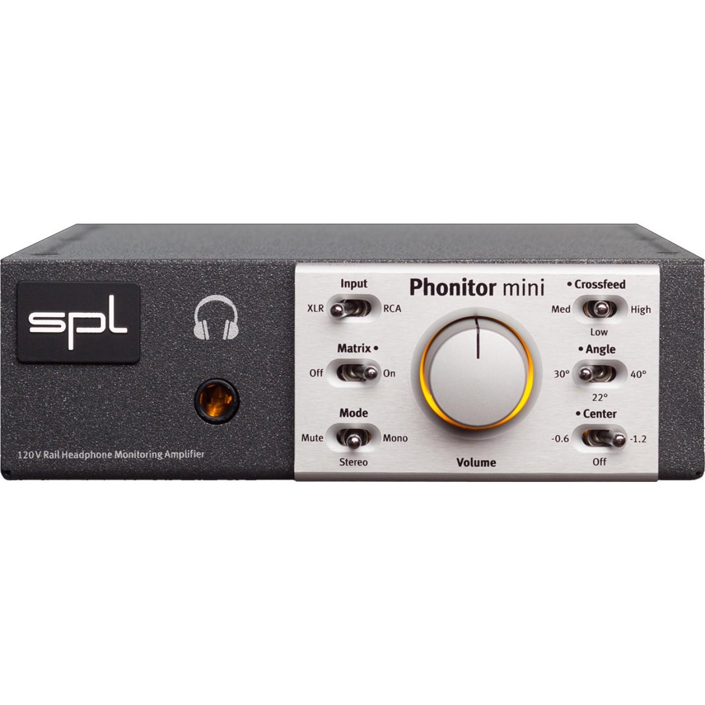 SPL PHONITOR Mini | Rage Audio