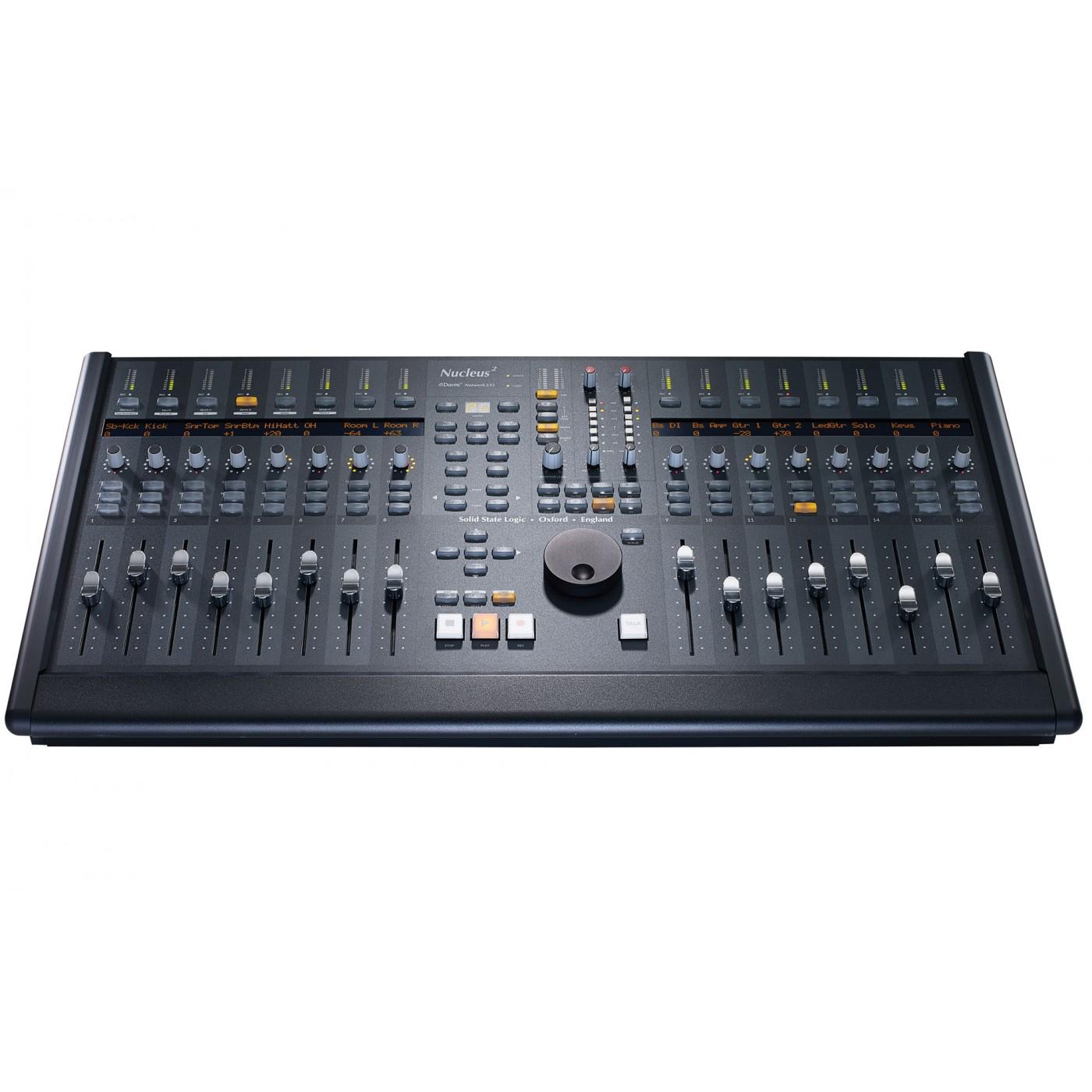 SSL Solid State Logic NUCLEUS 2 Dark   Rage Audio