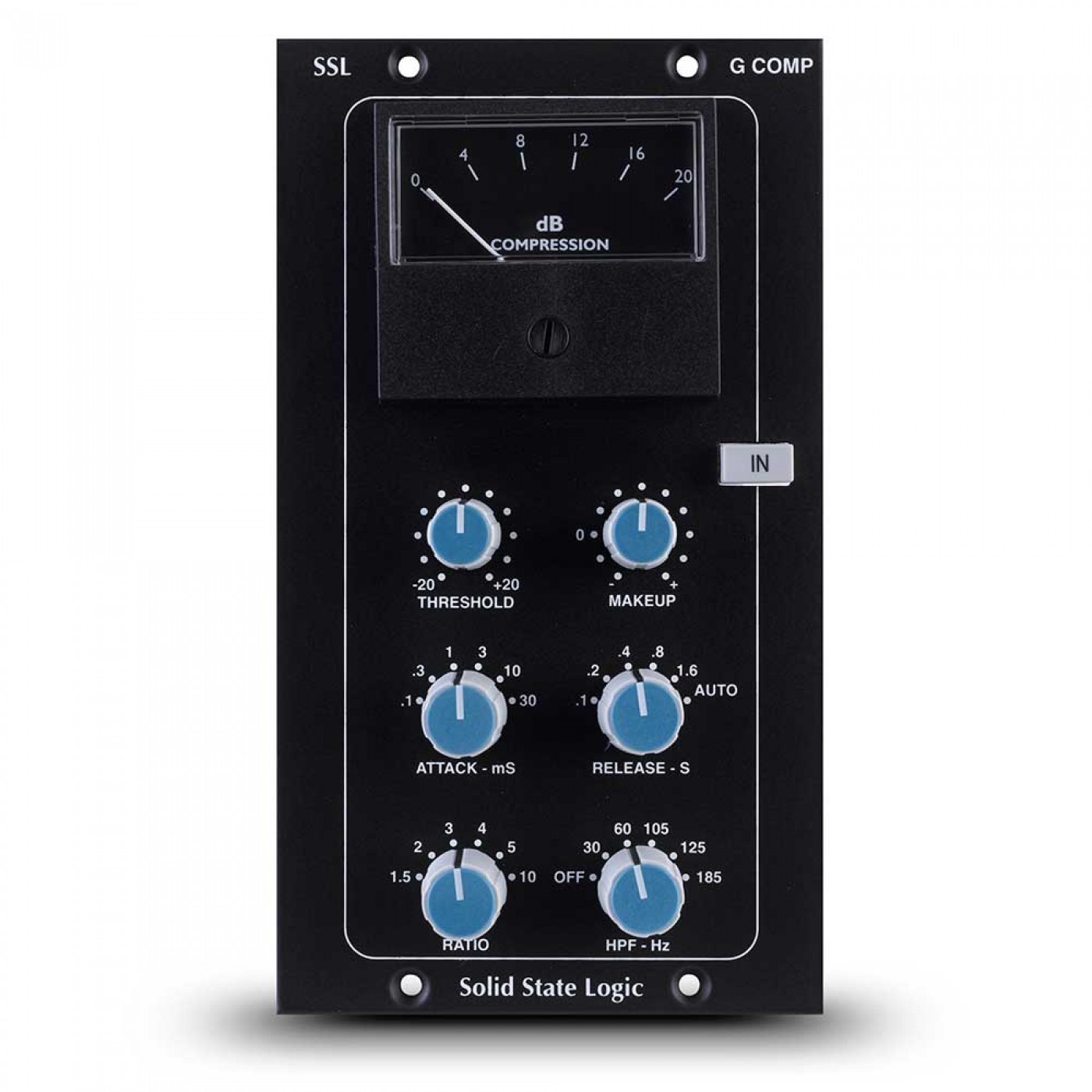 SSL G COMP Stereo Bus Compressor MKII 500 | Rage Audio