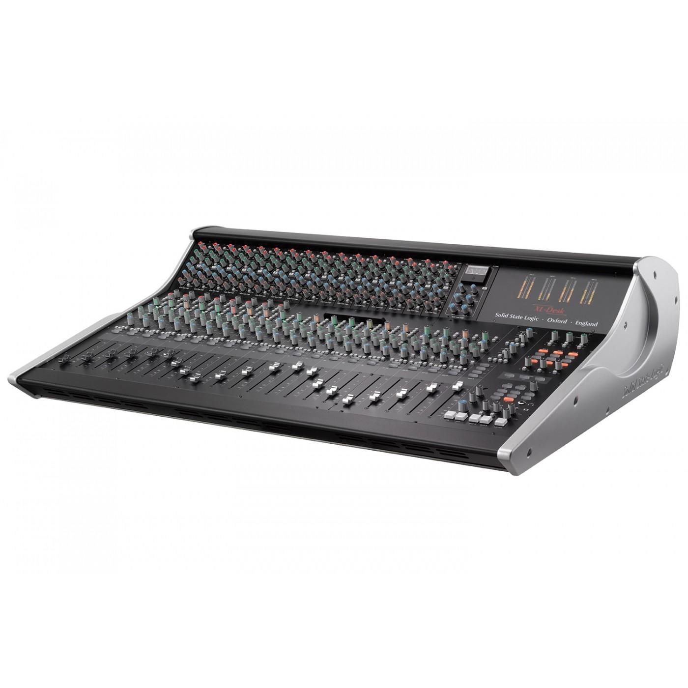 SSL XL-Desk 16EQ | Rage Audio