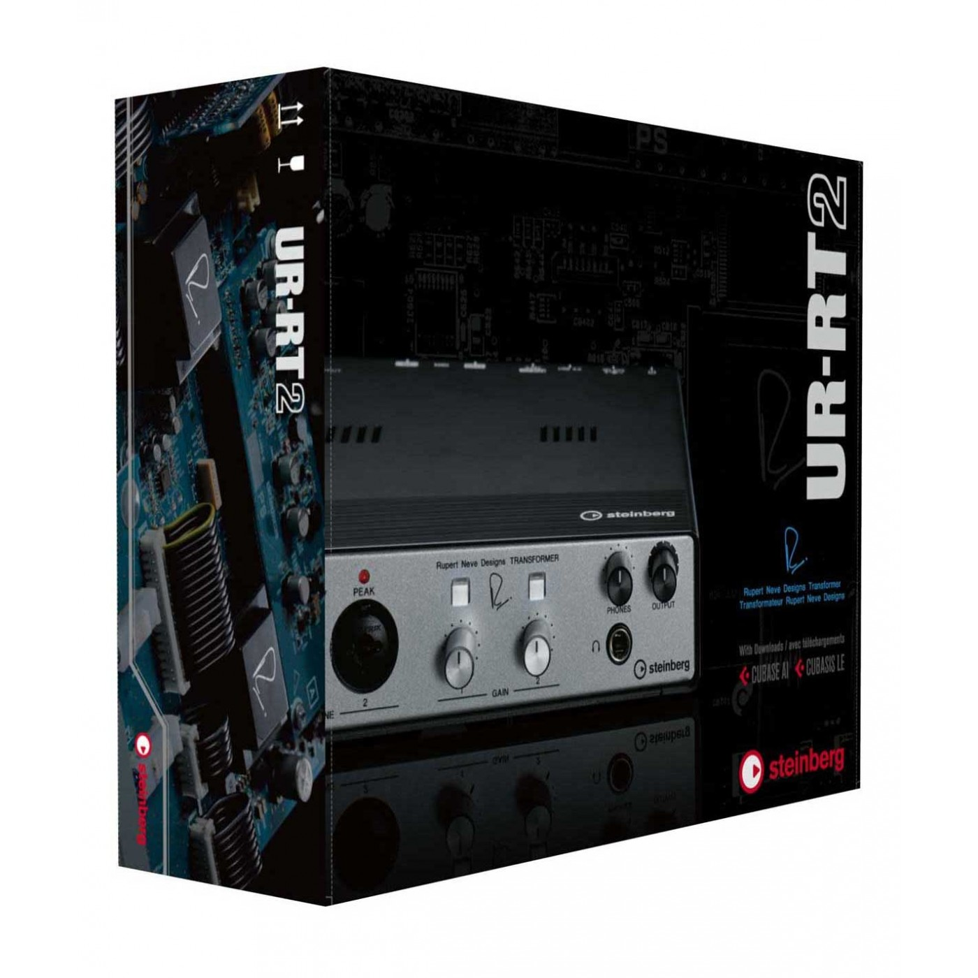 Steinberg UR-RT2 | Rage Audio