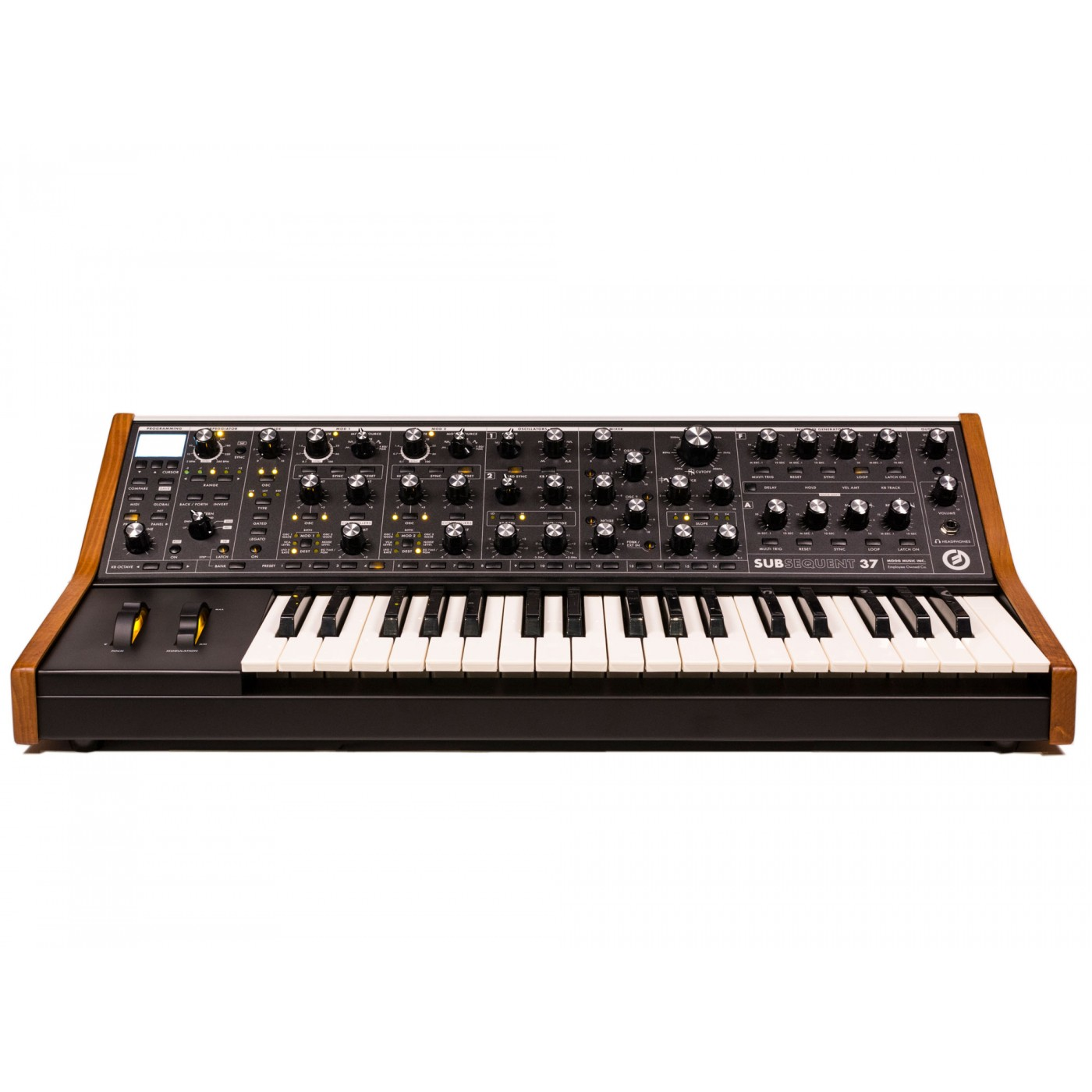 Moog SUBSEQUENT 37 | Rage Audio
