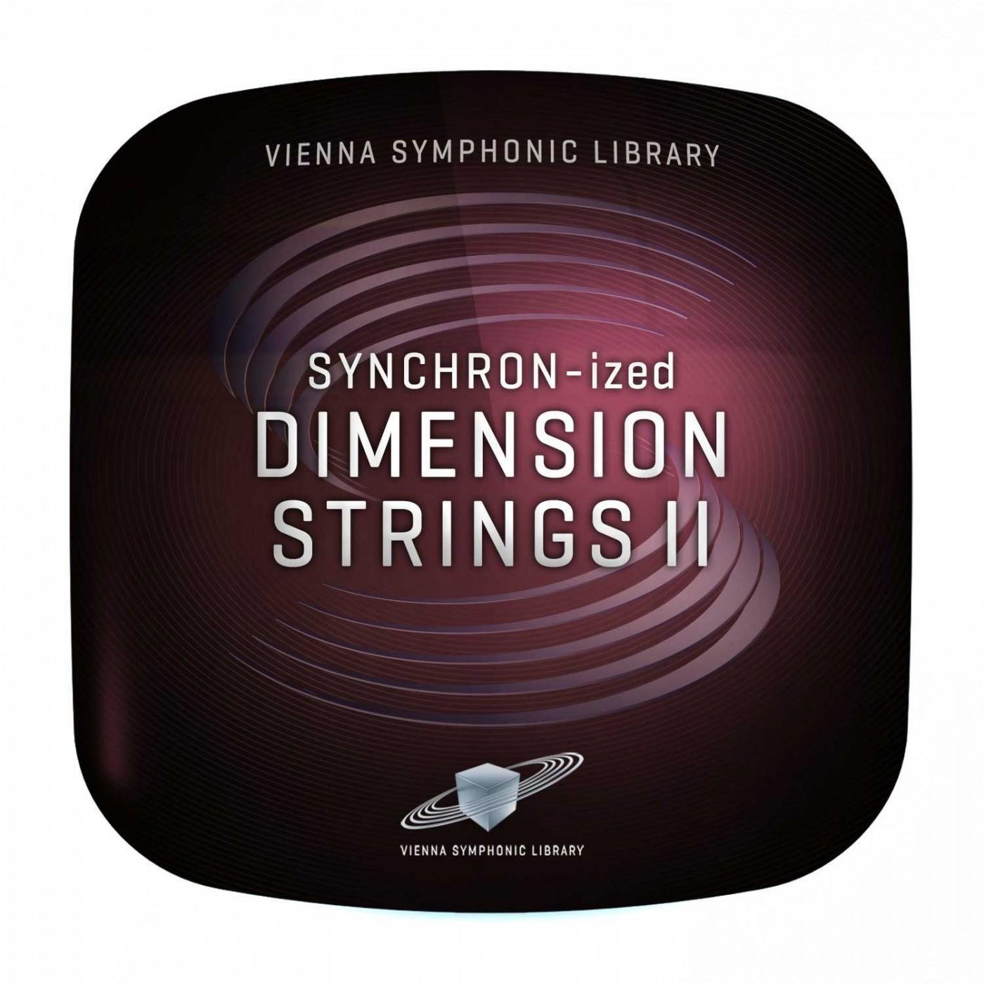 VSL SYNCHRON-ized DIMENSION STRINGS II