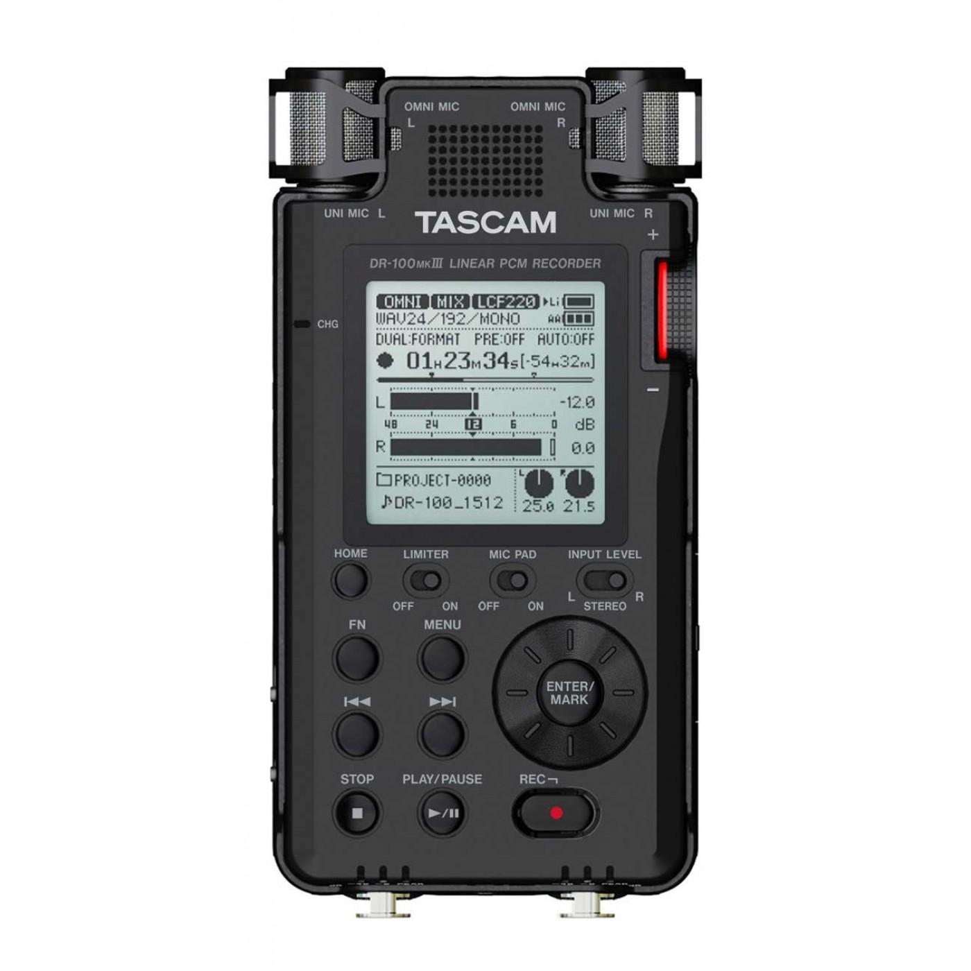 Tascam DR-100 MK3 | Rage Audio