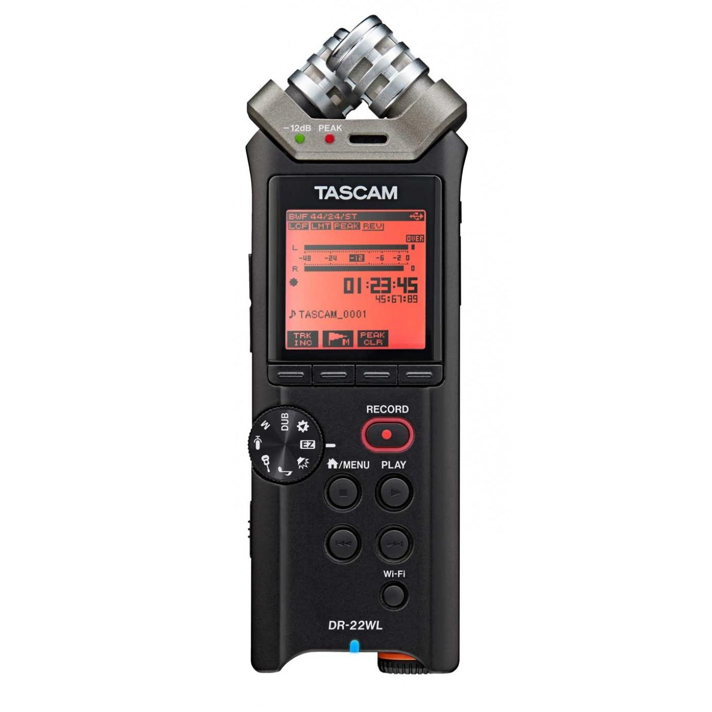 Tascam DR-22WL | Rage Audio