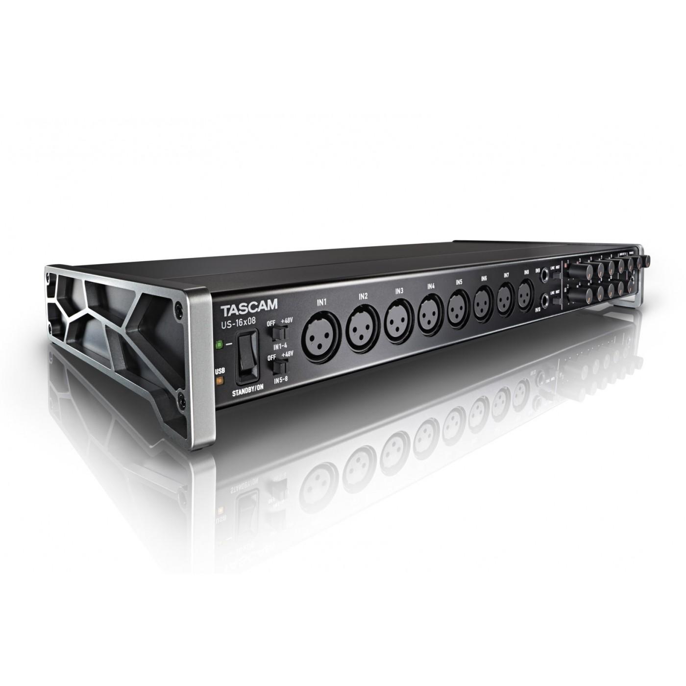 Tascam US-16x08 | Rage Audio