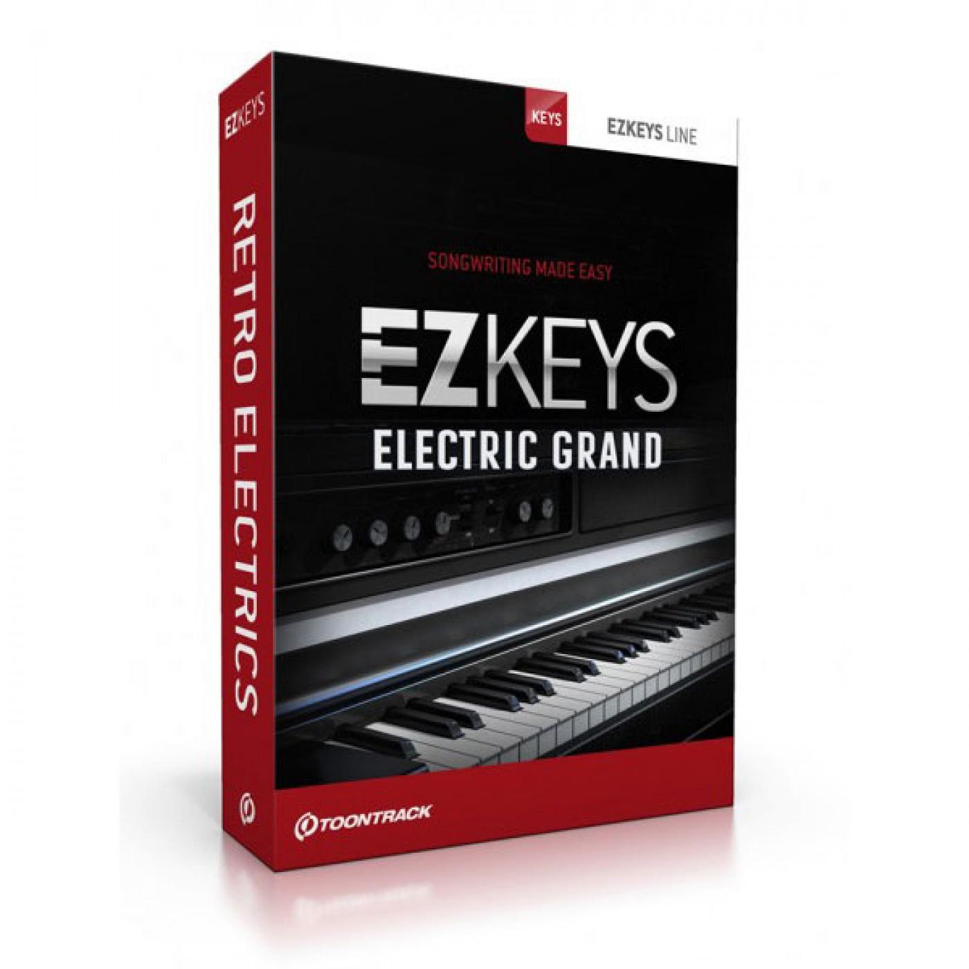 Toontrack EZKeys Electric Grand | Rage Audio