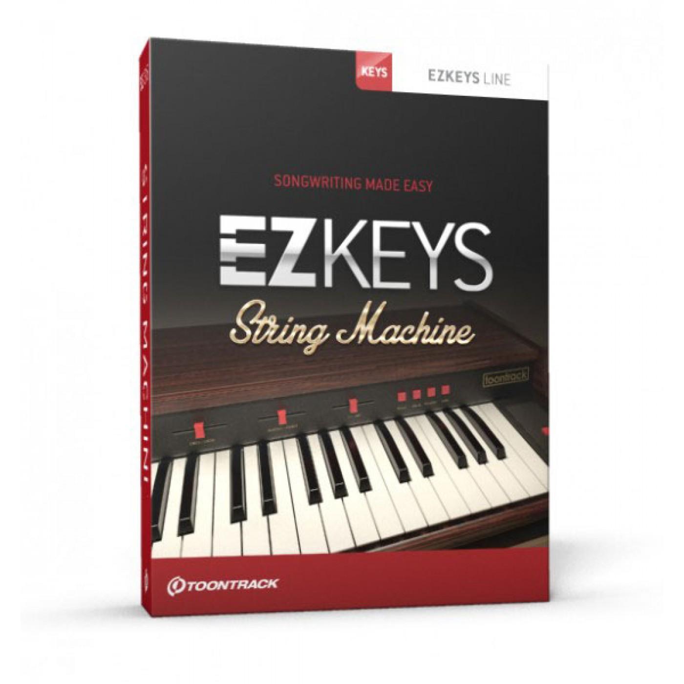 Toontrack EZKeys STRING MACHINES | Rage Audio