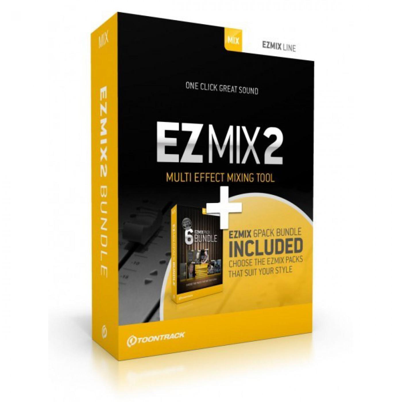 Toontrack EZmix 2 Presets Pack Bundle