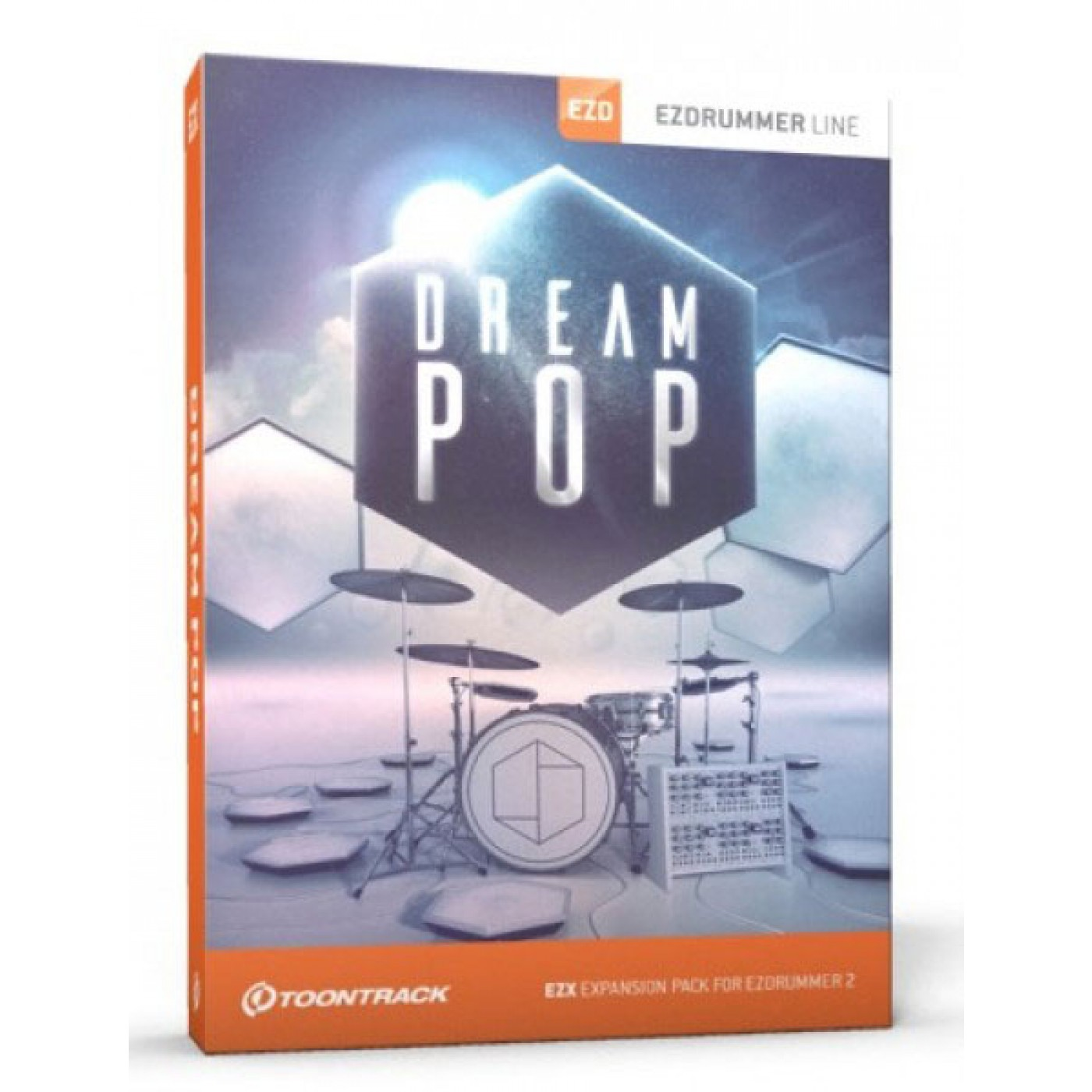 Toontrack EZX DREAM POP | Rage Audio