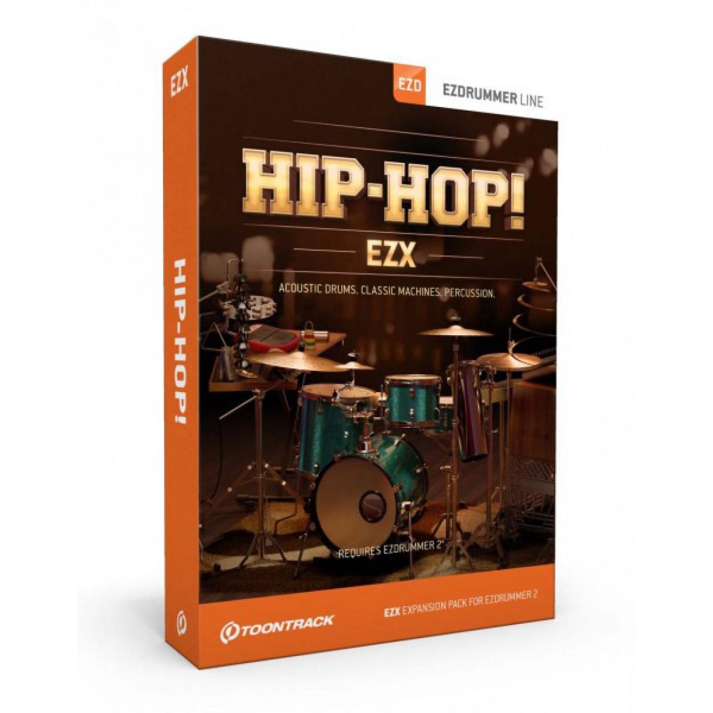 Toontrack EZX HIP-HOP | Rage Audio