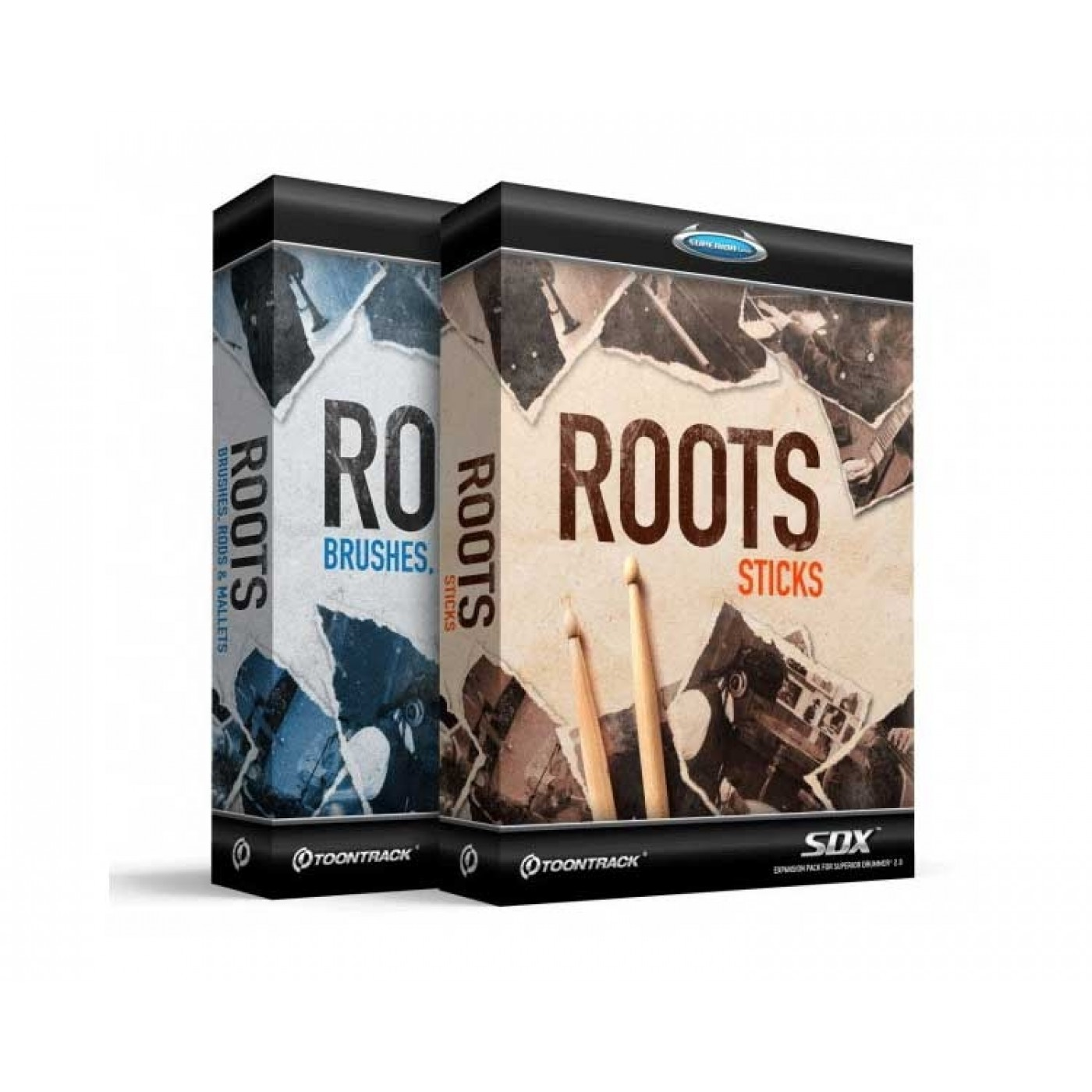 Toontrack SDX: Roots Bundle | Rage Audio