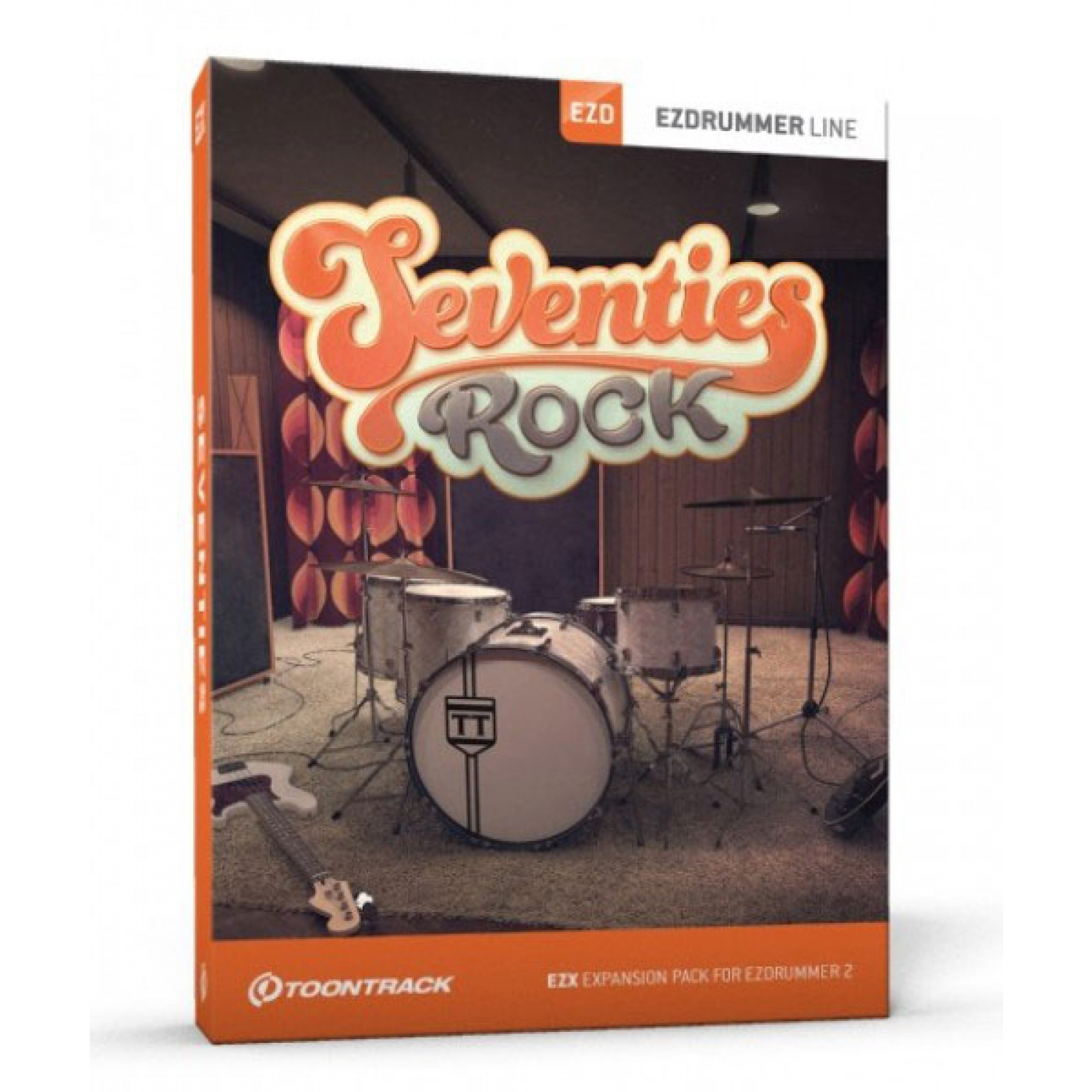 Toontrack EZX SEVENTIES ROCK | Rage Audio