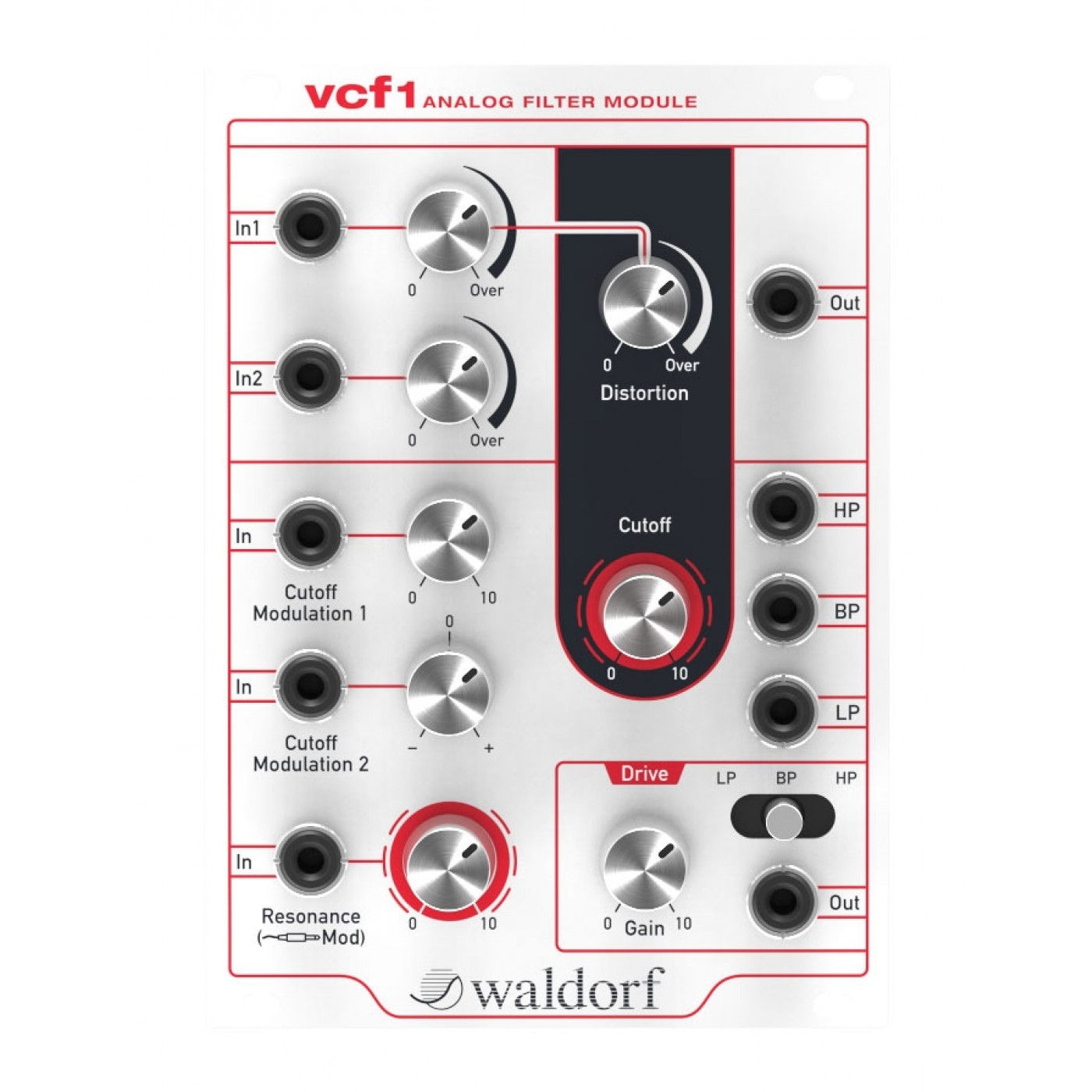 Waldorf vcf1 | Rage Audio