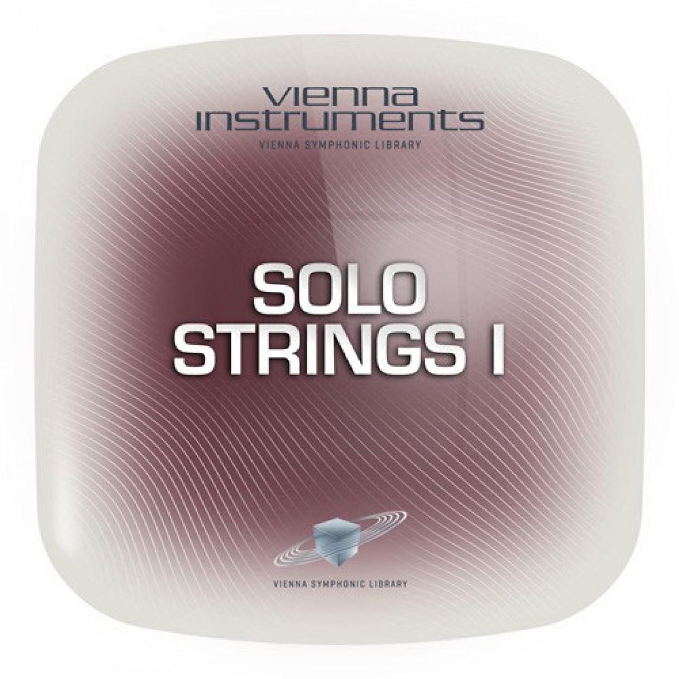 VSL Instruments SOLO STRINGS I
