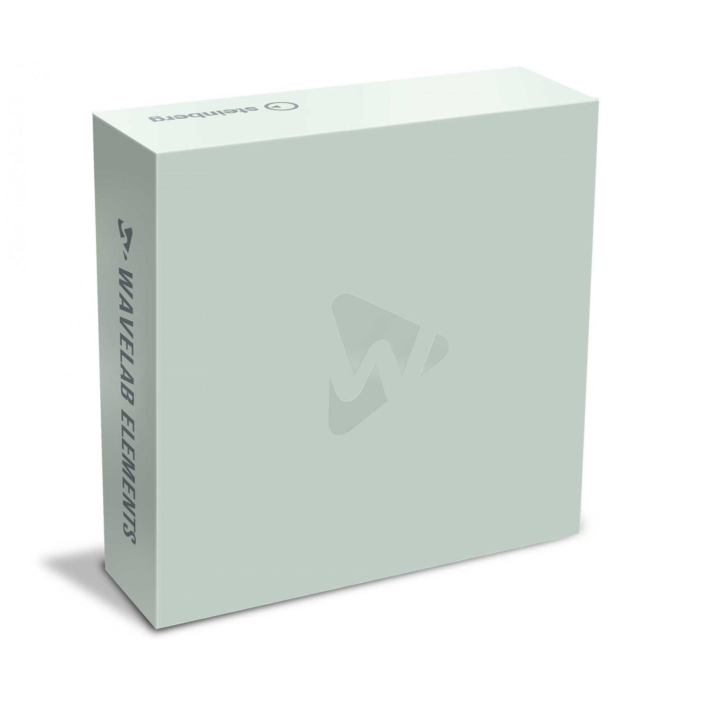 Steinberg WAVELAB 10 Elements | Rage Audio
