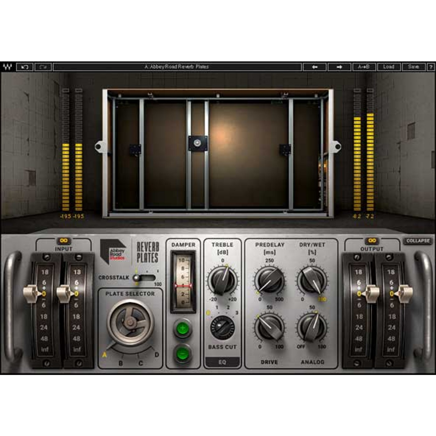 Waves Abbey Road Reverb Plates | Rage Audio