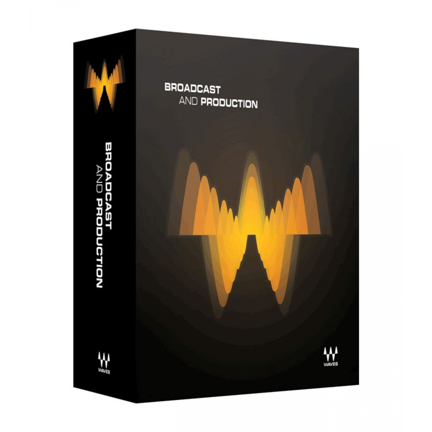 Waves BROADCAST & PRODUCTION Bundle | Rage Audio