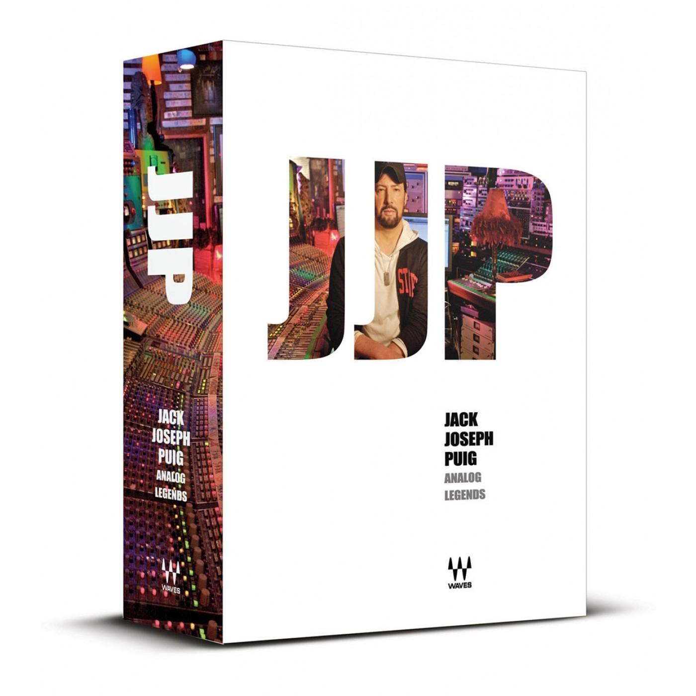 Waves JJP Analog Legends | Rage Audio