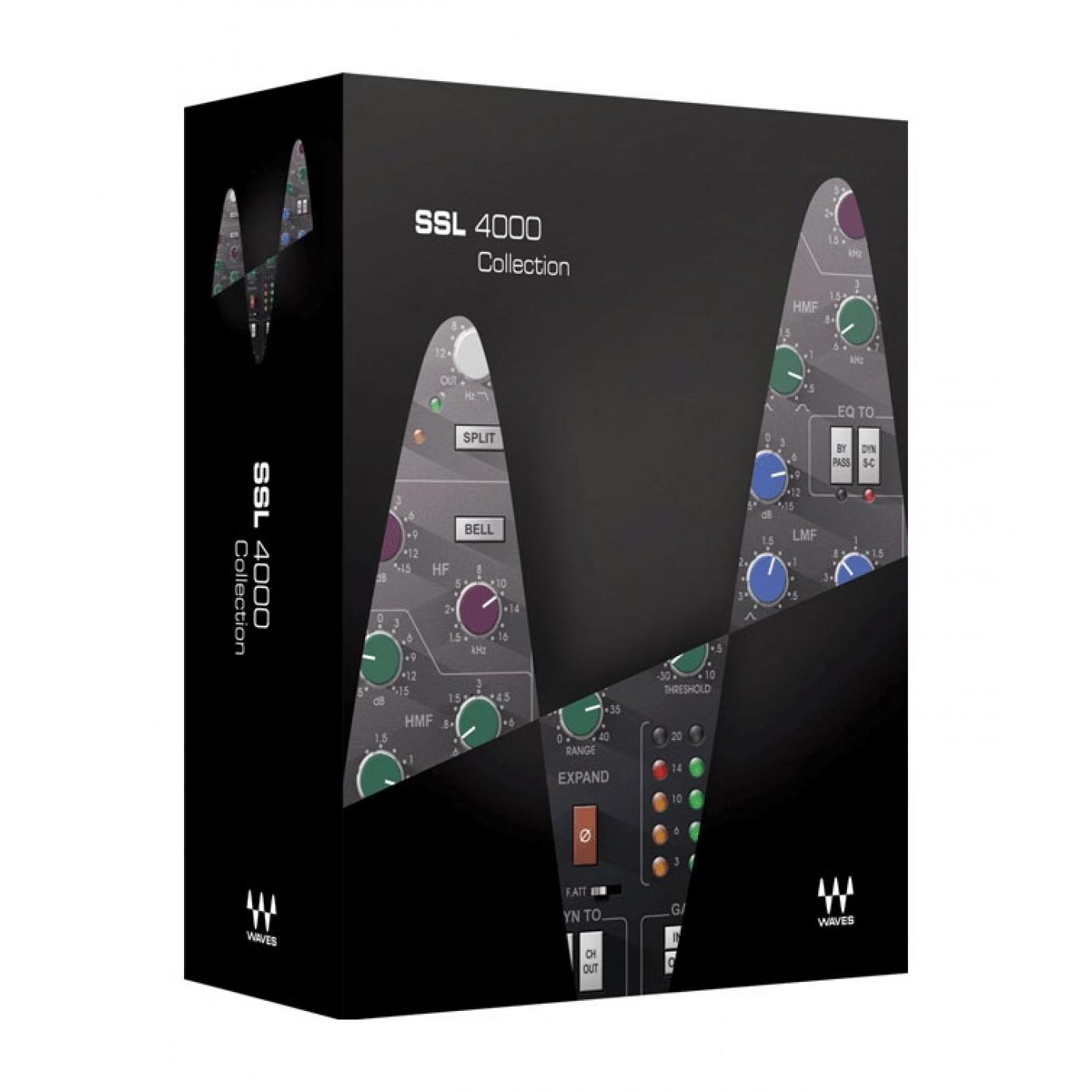 Waves SSL 4000 COLLECTION | Rage Audio