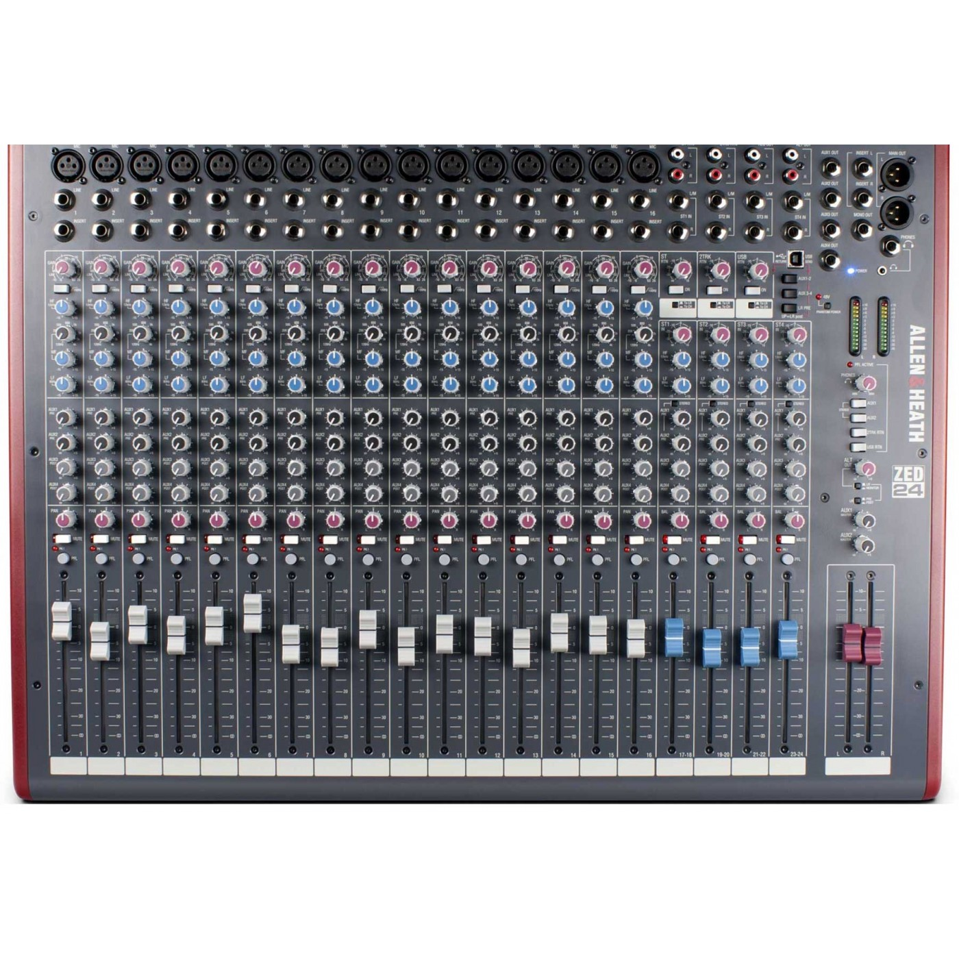 Allen & Heath ZED-24 | Rage Audio