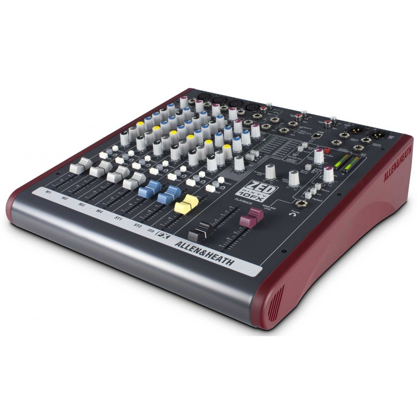 Allen & Heath ZED60-10FX | Rage Audio