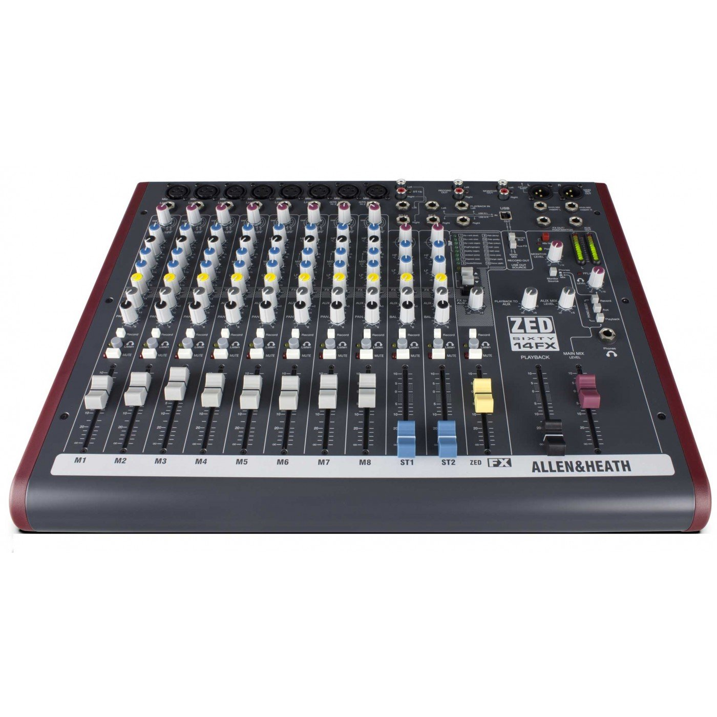 Allen & Heath ZED60-14FX | Rage Audio