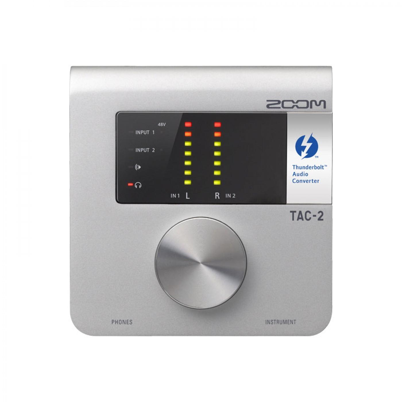 Zoom TAC-2 | Rage Audio